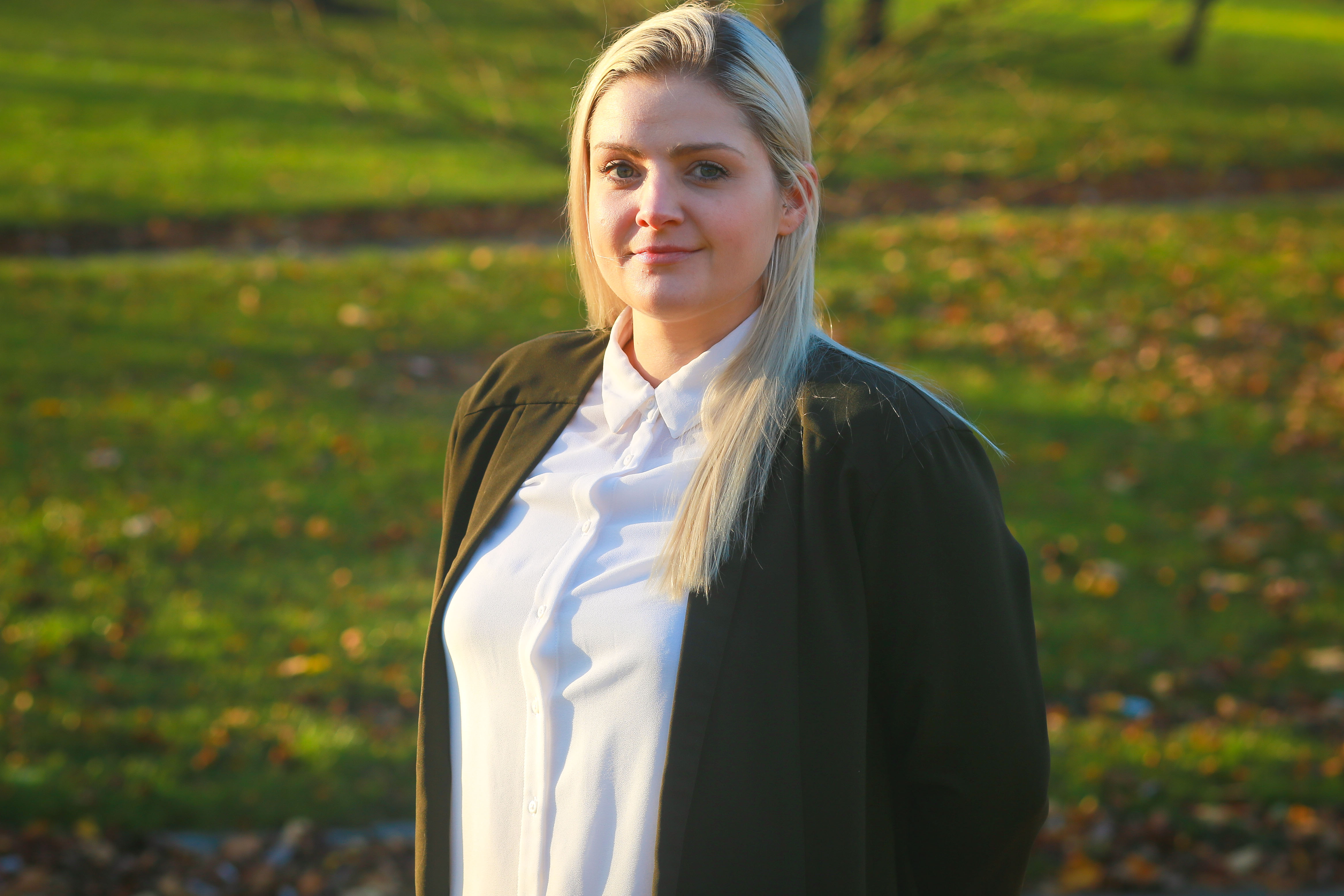 Laura Parsons, Assistant Ecologist, EcoNorth