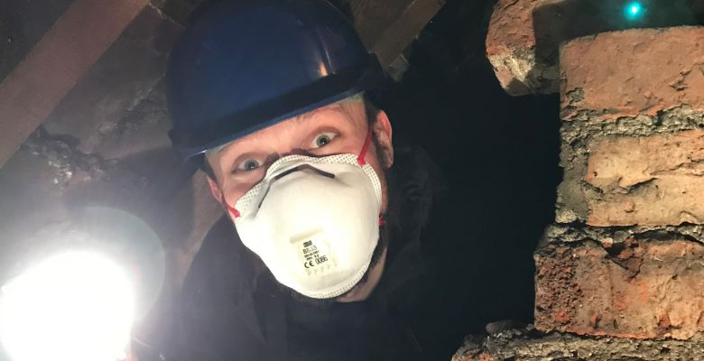 Assistant Ecologist Josh Havlin