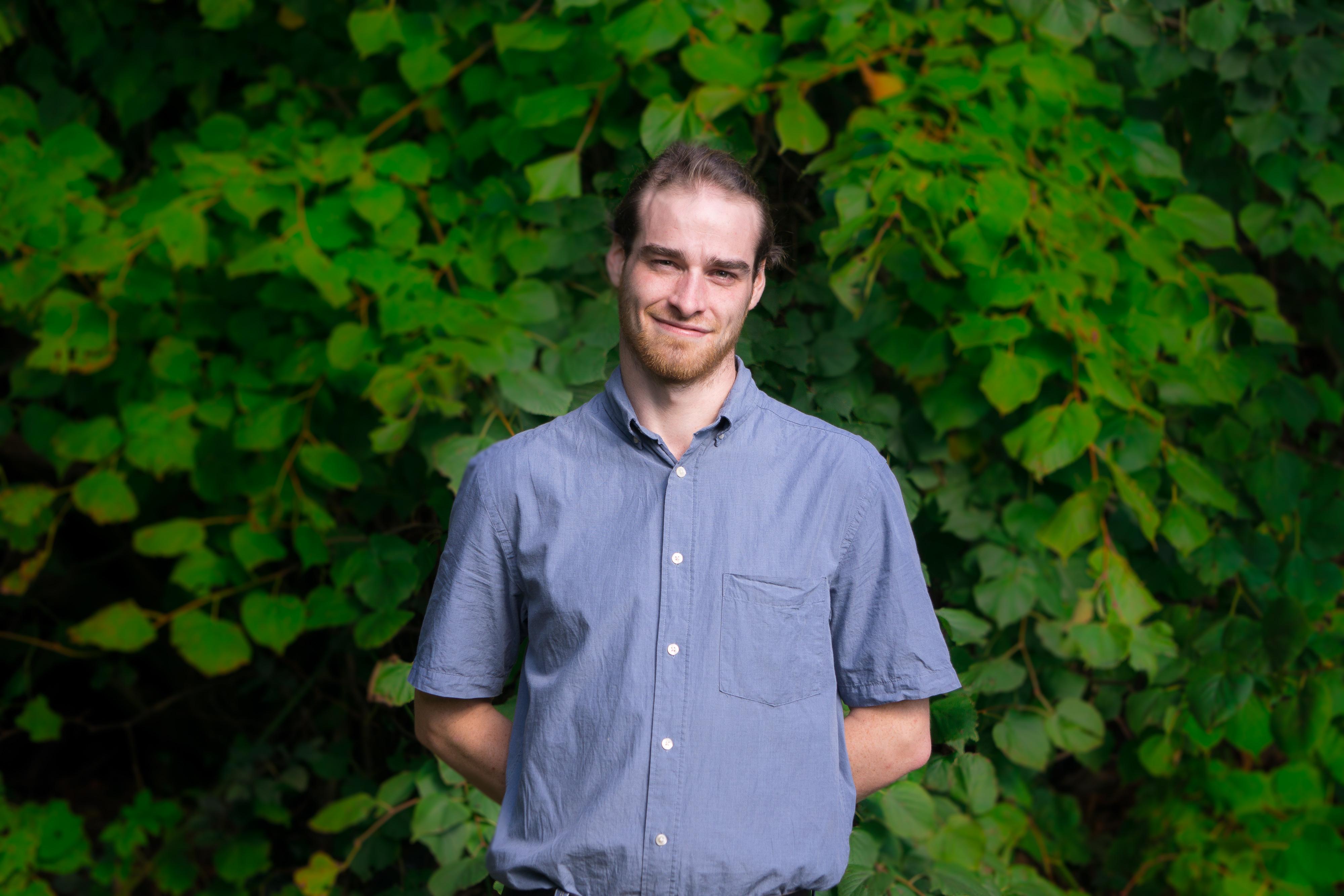 Eoin Cussen, Assistant Ecologist