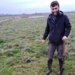 Henry Barrett, Ecology Intern, EcoNorth Ltd
