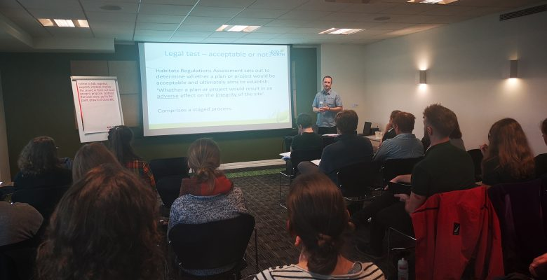 Wildlife Trust Consultancies First National Conference, Birmingham