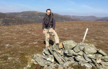 Ben Smurthwaite, Assistant Ecologist, EcoNorth