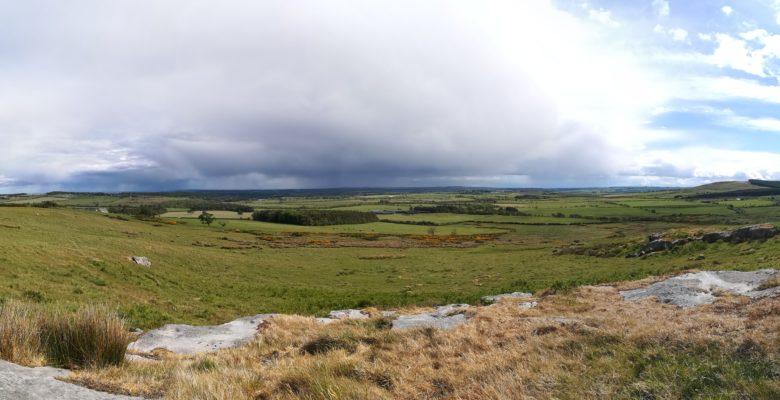 Landscape at Glantlees